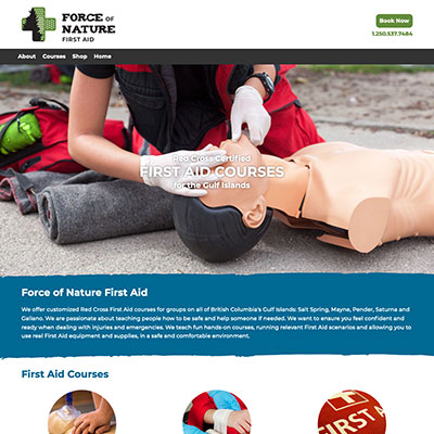 Force of Nature First Aid